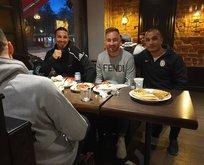 Ibrahimovic iftar sofrasında!