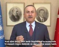 Türkiye'den BM'ye Gara tepkisi