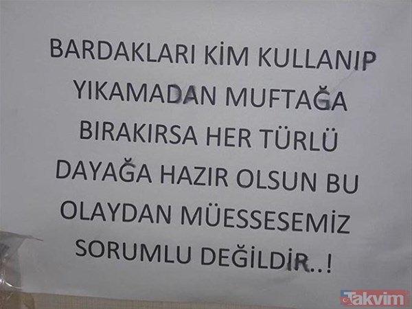 İşte sadece Türkiye'de görebileceğiniz birbirinden komik kareler