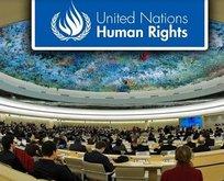 İnsan Hakları Konseyi'nden ABD'yi sarsacak karar