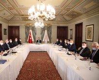 Bakan Albayrak'tan FİKKO toplantısı paylaşımı