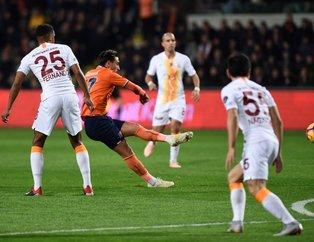 Lidere Galatasaray freni! (MS: M.Başakşehir 1-1 Galatasaray)