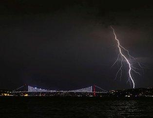 Meteoroloji'den son dakika sağanak yağış uyarısı! Bugün İstanbul'da hava nasıl olacak? 18 Ocak 2019 hava durumu