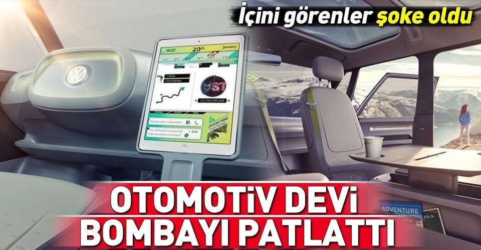 Volkswagen yeni bombasını patlattı!
