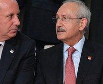 Kılıçdaroğlu-İnce kavgası yeniden alevleniyor