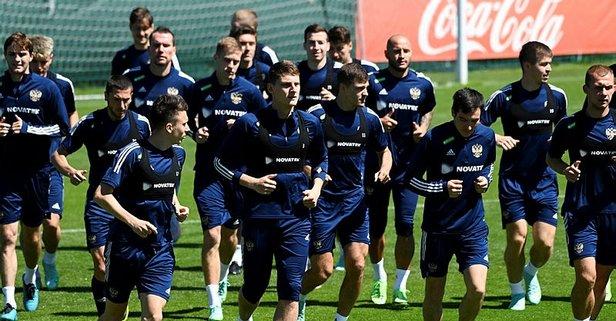 Rusya'da EURO 2020 öncesi şok! Kadrodan çıkarıldı