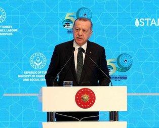 Başkan Erdoğan'dan İslam dünyasına seferberlik çağrısı