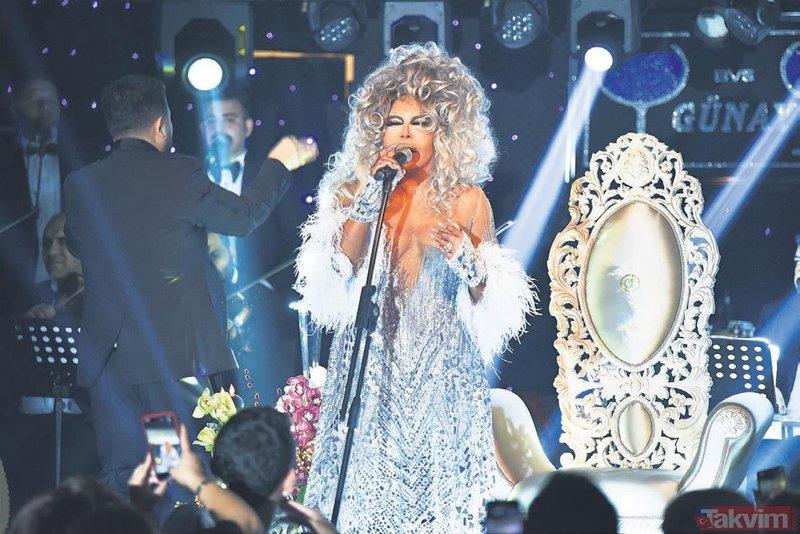 Türk Sanat Müziği'nin Diva'sı Bülent Ersoy yüzük şov yaptı! Yüzüğün değeri dudak uçuklattı...