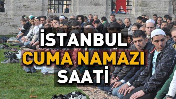 Istanbul Cuma Saati Istanbul Da Cuma Namazi Vakti Kacta 18