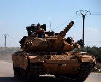 TSK harekete geçti! Suriye idlip operasyonu başladı
