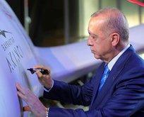 Akıncı TİHA, Başkan Erdoğan'ın mesajıyla uçacak