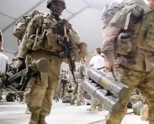 ABD askerlerinin yeni görüntüsü ortaya çıktı
