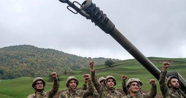 Sabah Gazetesi savaş muhabiri Uğur Yıldırım fotoğrafladı: Azerbaycan'da cephe hattından çarpıcı kareler