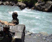 Çin'den sınır bölgesindeki çatışmalara ilişkin suçlama!