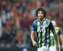 Luis Gustavo yüzde 80 Fenerbahçe'de kalıyor