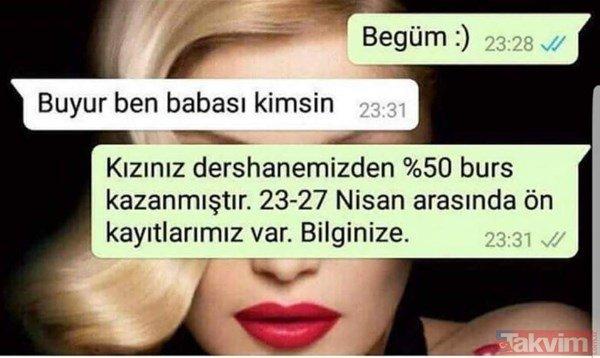 WhatsApp'tan öyle bir mesaj geldi ki... Türkiye onları konuştu! İşte o komik diyaloglar...