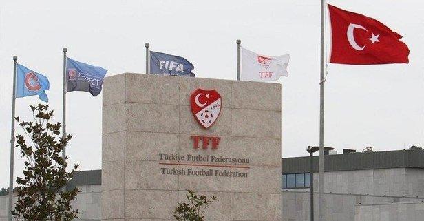 TFF'den Selahattin Aydoğdu'ya kınama