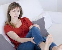 Bacaklardaki ağrı varis habercisi