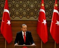 Cumhurbaşkanı Erdoğan ABDdeki saldırıyı kınadı