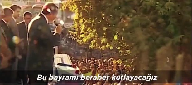 Bakan Albayrak'tan 3 Kasım paylaşımı: Bayramımız var