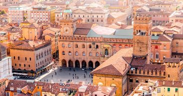 İtalya'nın Gaziantep'i, Kıpkırmızı bir şehir: Bologna