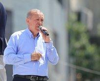 Cumhurbaşkanı Erdoğan'dan imar barışı açıklaması