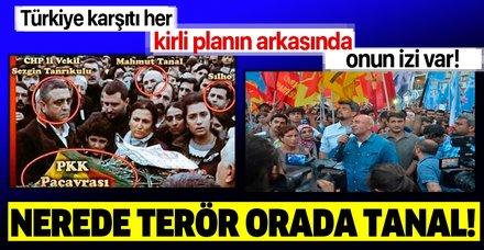 Türkiye karşıtı her tezgahın ardından CHP'li Mahmut Tanal çıkıyor!