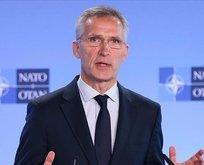 NATO'dan 'Güvenli Bölge' açıklaması