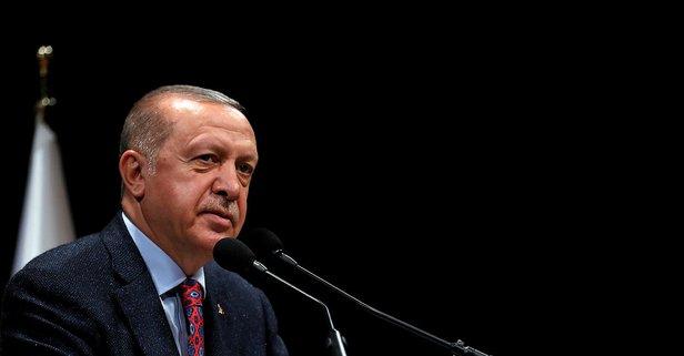 Erdoğan anlatmaya başlayınca kaçacak yer aradılar