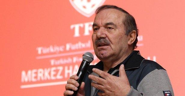 İstifasını Yıldırım Demirören'e sunan MHK Başkanı Yusuf Namoğlu kimdir?