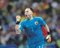 David Ospina için 2 milyon