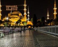 Bursa 2021 Ramazan imsakiyesi!
