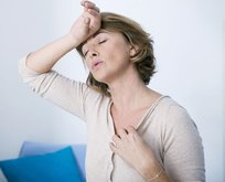 Menopozda kalbini aksatma