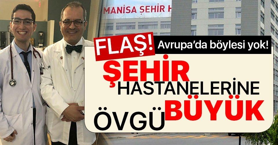 Son dakika: Prof. Dr. Mehmet Çilingiroğlu: Şehir hastaneleri iyi ki yapılmış