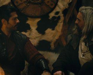 Osman Bey ve Bamsı vatan aşkından konuşuyor!