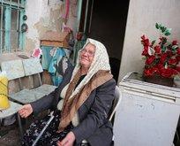 Yaşlı kadının sözleri yürek yaktı... Çaresiz kaldım