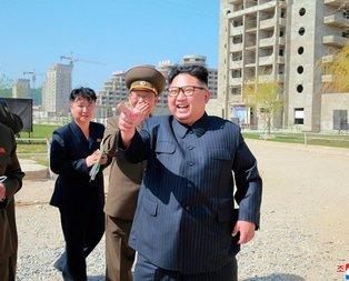 Kim Jong Unu böyle görenler dondu kaldı
