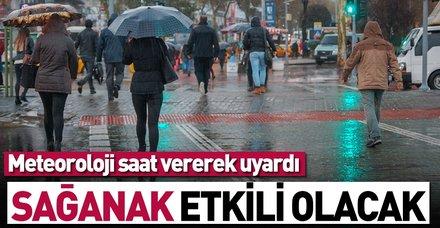 Meteoroloji'den son dakika hava durumu raporu | İstanbul'da bugün hava nasıl olacak? 11 Şubat hava durumu