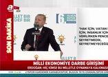 Başkan Erdoğan: Bizi stratejik hedef yapmaya çalışanlara teslim olmayacağız