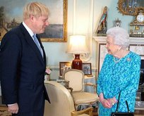 Johnson'dan kötü haber gelmişti... Kraliçe'den ilk mesaj