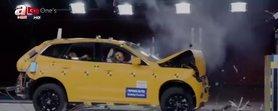 Otomobillerin güvenlik testi! 1 milyonluk araç testi geçemedi...İşte güvenlik puanlamasından tam puan alan araçlar