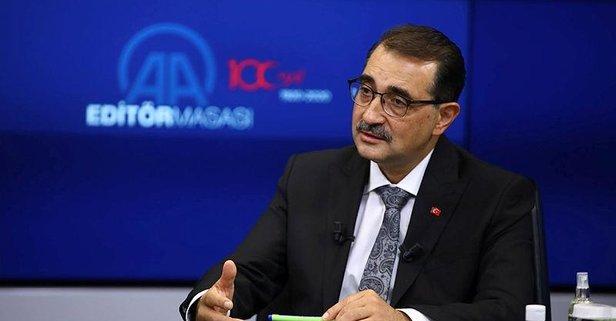 'Karadeniz gazını ekonomik üreteceğiz'