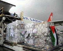 Türkiye hangi ülkelere yardım gönderdi?