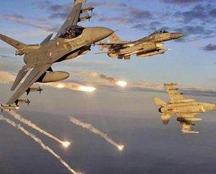 Kuzey Irakta teröristlere ağır darbe!