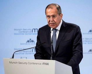 Rusyadan flaş Suriye açıklaması
