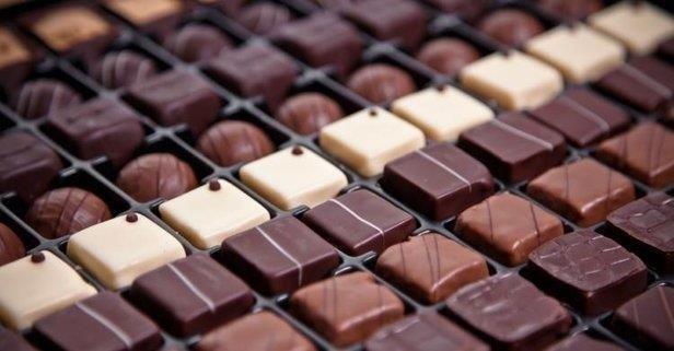 Aşk çikolatası