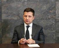 Zelenskiy duyurdu! Ukrayna NATO'ya katılıyor