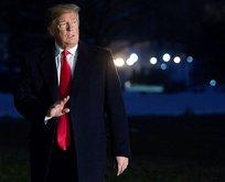 Trump geri adım atmıyor