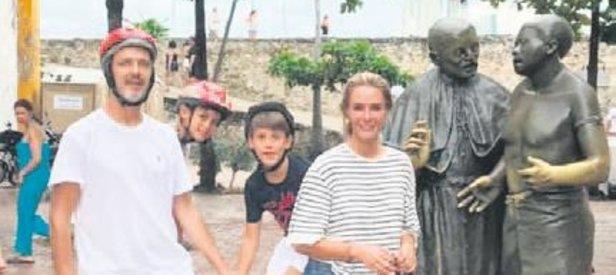 Aile boyu Kolombiya