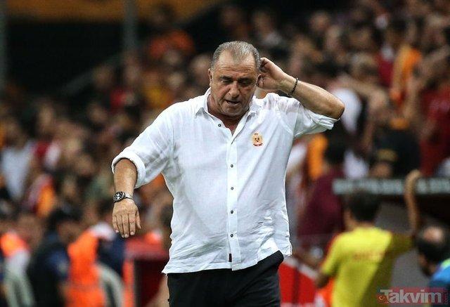 İşte Galatasaray'da Gomis'in alternatifleri